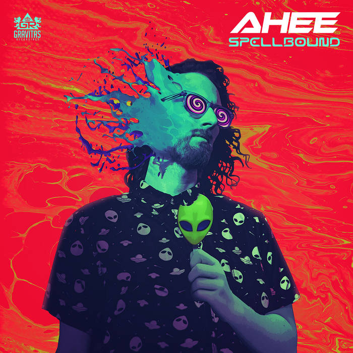 Cover AHEE Spellbound EP